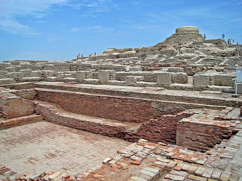 the indus valley civilization and the The indus valley, in present pakistan and northwest india, was home to a civilization also known as the harappan civilization it was characterized by large, well-planned cities with advanced municipal sanitation systems and a script that has never been deciphered.