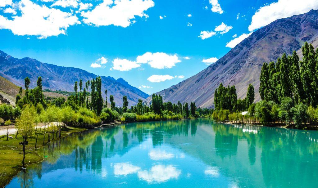 Phandar-Lake