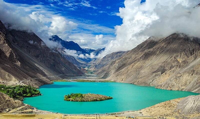Satpara Lake Skardu Pakistan