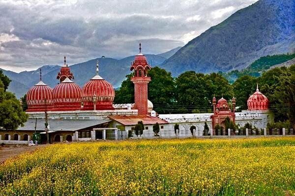 shahi mosque chitral