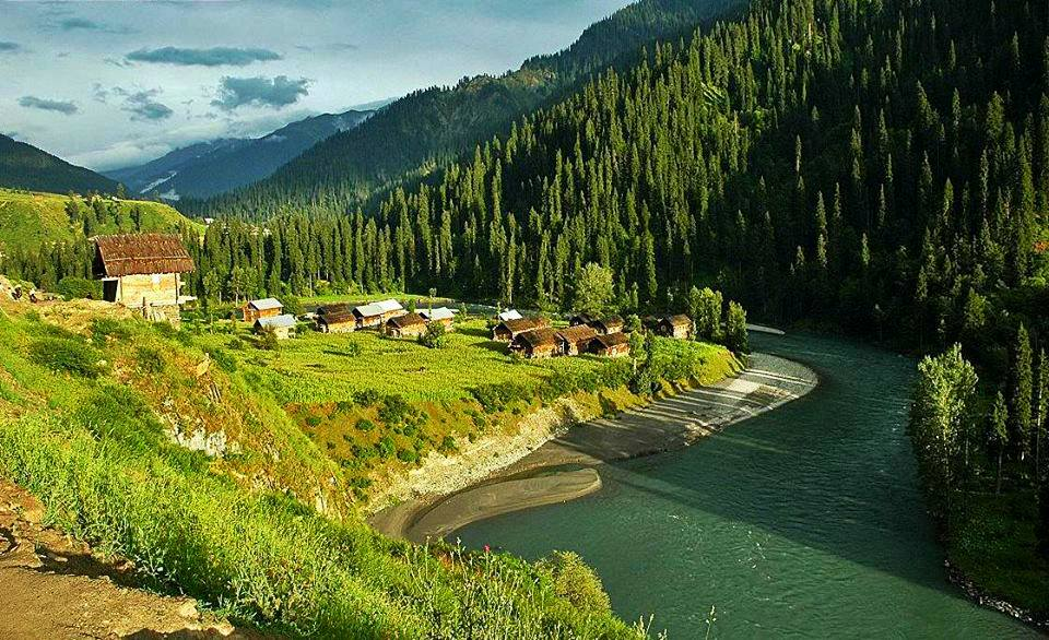 Sharda Neelam Valley