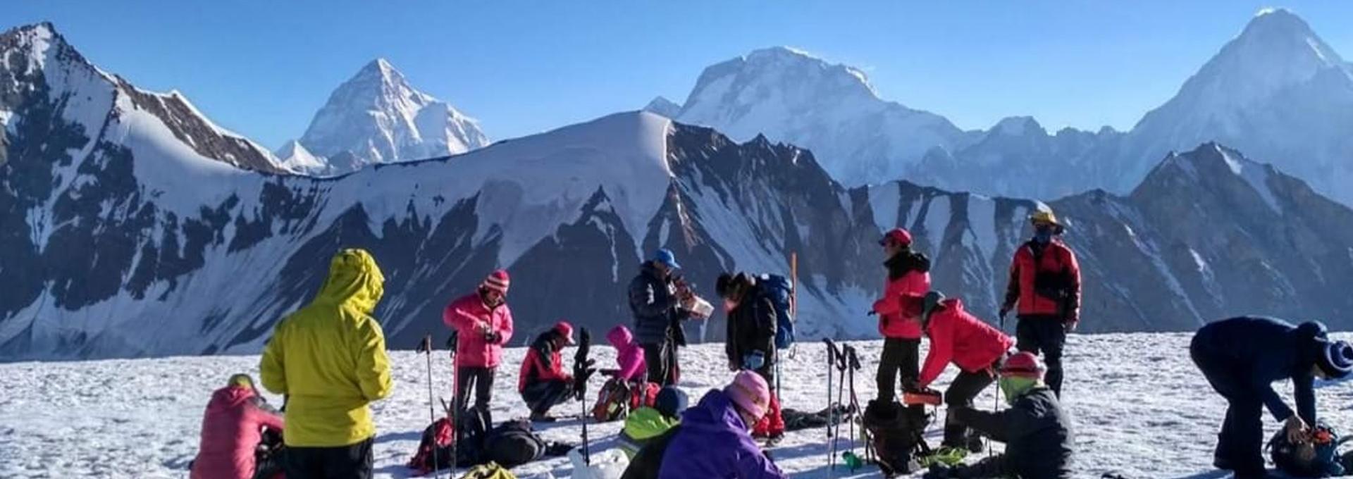 Trekking in Pakistan-adventurekings